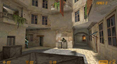 Counterstrike-Training